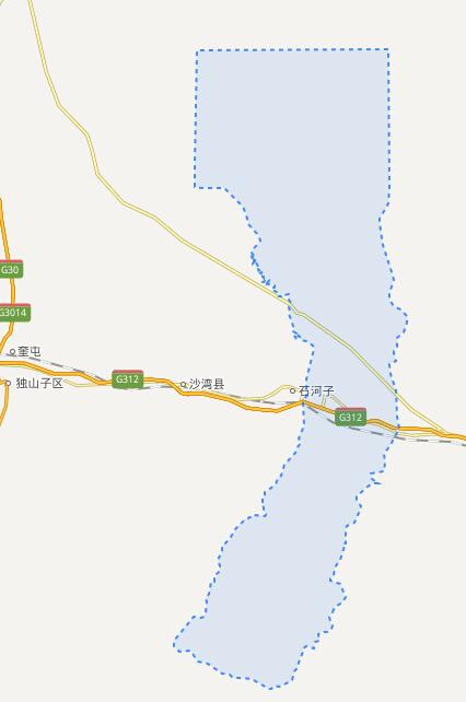 新疆乌鲁木齐到塔城有多远