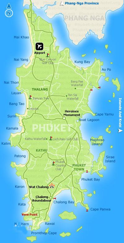 【普吉岛好玩吗】泰国普吉岛有什么好玩的地方